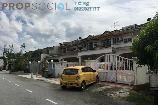 Terrace For Rent in Pandan Perdana, Pandan Indah Freehold Unfurnished 4R/3B 1.5k