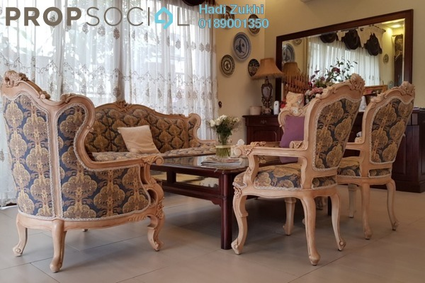 Terrace For Sale in Lagenda 1, Bukit Jelutong Freehold Unfurnished 6R/7B 2.1m