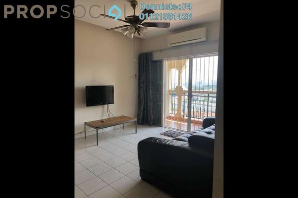 Condominium For Rent in La Vista, Bandar Puchong Jaya Freehold Semi Furnished 3R/2B 1.45k