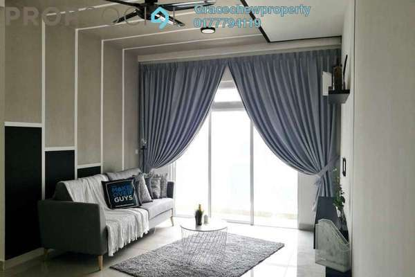 Condominium For Rent in Twin Galaxy, Johor Bahru Freehold Fully Furnished 2R/2B 2.7k