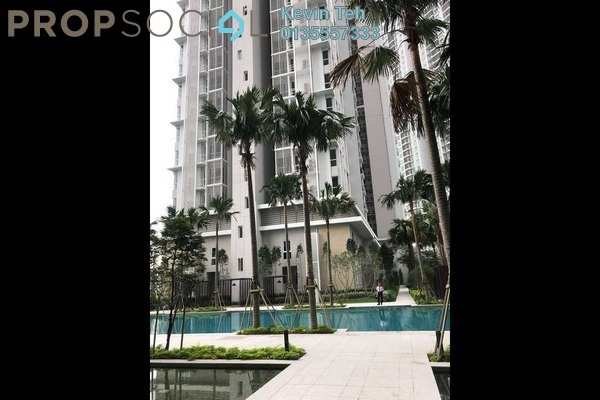 Condominium For Rent in Pavilion Hilltop, Mont Kiara Freehold Semi Furnished 4R/4B 7.5k