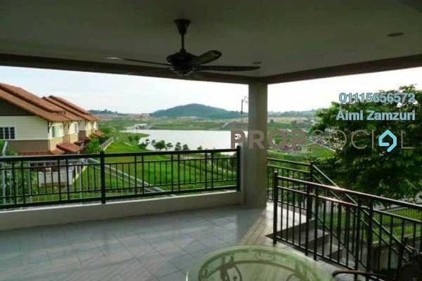 For Sale Semi-Detached at Perdana Heights, Cheras South Freehold Semi Furnished 5R/4B 1.95m