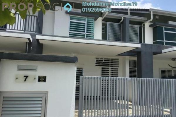 Terrace For Rent in Azalea, Nilai Impian Freehold Unfurnished 4R/3B 1.2k