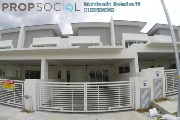 Townhouse For Rent in Suriaman 3, Bandar Sri Sendayan Freehold Semi Furnished 4R/4B 1.1k