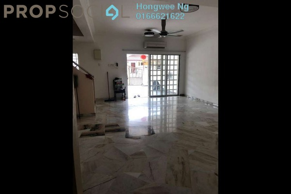 Terrace For Rent in Section 5, Bandar Mahkota Cheras Freehold Semi Furnished 4R/3B 1.25k