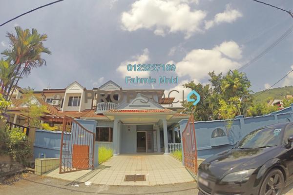 Terrace For Rent in Lembah Keramat, Wangsa Maju Freehold semi_furnished 5R/3B 3k