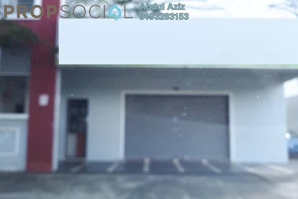 Shop For Rent in Section U5, Shah Alam Freehold Unfurnished 0R/0B 5k