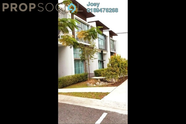 Terrace For Rent in Symphony Hills, Cyberjaya Freehold Fully Furnished 4R/6B 3.5k