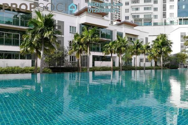 Condominium For Rent in Surian Residences, Mutiara Damansara Freehold Fully Furnished 1R/1B 3.5k