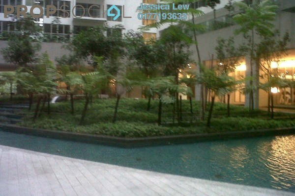 Serviced Residence For Rent in Regalia @ Jalan Sultan Ismail, Kuala Lumpur Freehold Fully Furnished 1R/1B 2.5k