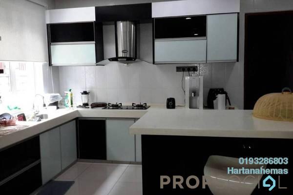 Semi-Detached For Sale in Bayu Villas, Bukit Rimau Freehold Semi Furnished 6R/6B 1.8m