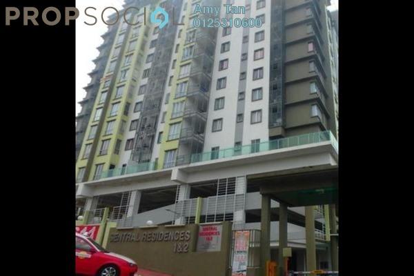 Apartment For Sale in Sentral Residences, Kajang Freehold Semi Furnished 3R/1B 273k