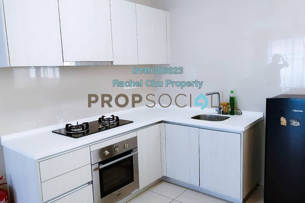 Condominium For Rent in Green Residence, Cheras South Freehold Fully Furnished 3R/2B 2k