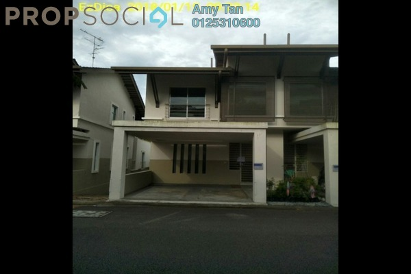 Townhouse For Sale in Bayou Creek, Leisure Farm Freehold Semi Furnished 3R/1B 474k