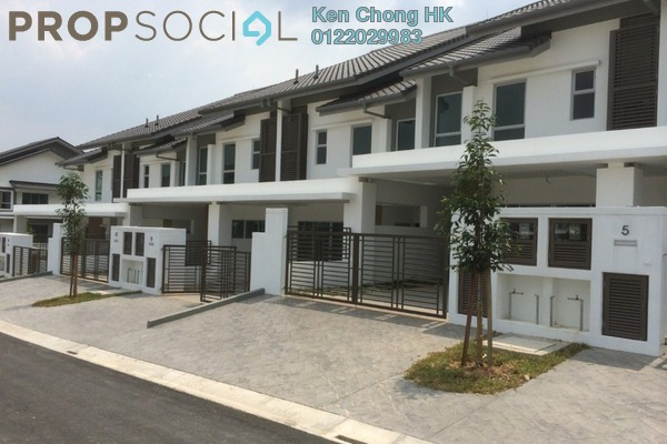 Terrace For Sale in Serissa Terrace, Denai Alam Freehold Unfurnished 4R/4B 860k