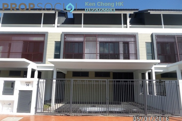 Superlink For Sale in Thistle Grove, Denai Alam Freehold Unfurnished 4R/4B 1.2m