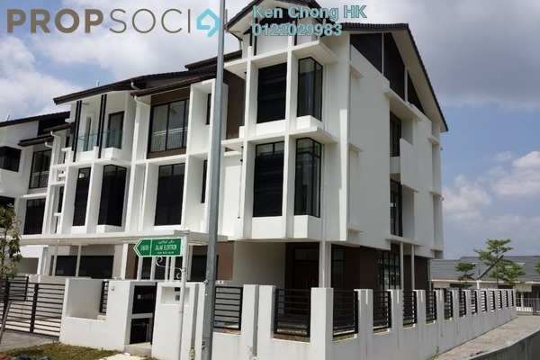 Superlink For Sale in Maple Terrace, Denai Alam Freehold Unfurnished 5R/5B 1.7m