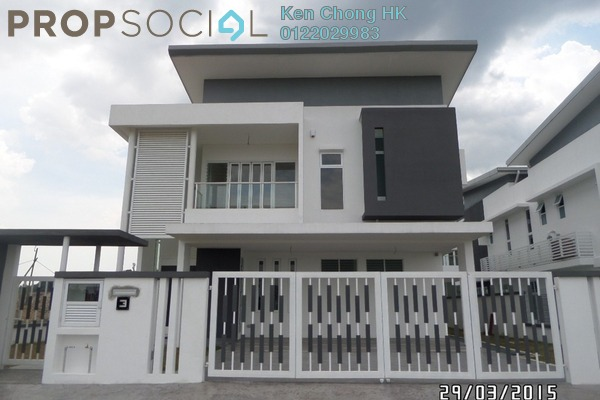 Bungalow For Sale in Cypress Residences, Denai Alam Freehold Unfurnished 5R/5B 2.1m
