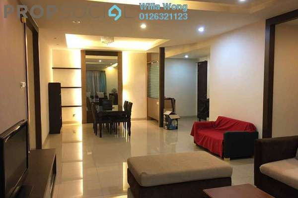 Condominium For Sale in Taragon Puteri YKS, KLCC Freehold Fully Furnished 3R/3B 1.48m