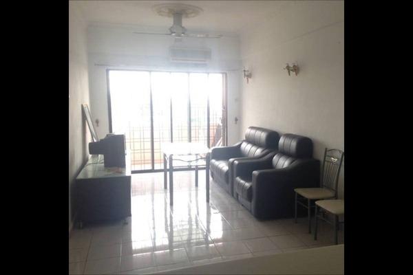 Condominium For Rent in Vista Millennium, Puchong Freehold Semi Furnished 3R/2B 1.2k