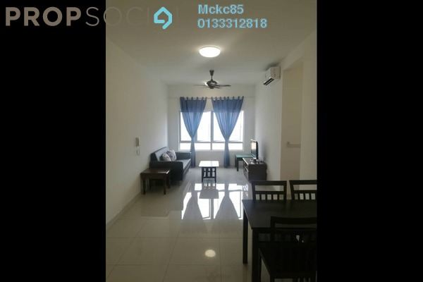 Serviced Residence For Rent in Savanna Executive Suites, Southville City Freehold Fully Furnished 3R/2B 1.2k