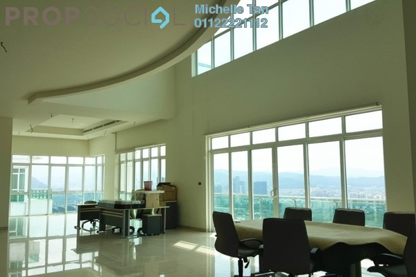 Duplex For Sale in The Pearl, KLCC Freehold Semi Furnished 5R/8B 6.55m