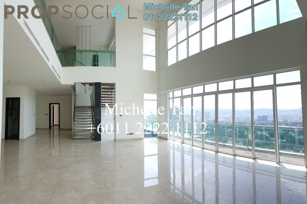 Duplex For Sale in The Pearl, KLCC Freehold Semi Furnished 4R/7B 5.93m