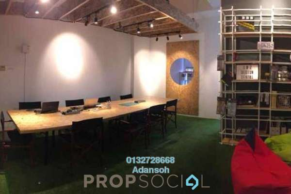 Office For Sale in Southgate, Sungai Besi Freehold Unfurnished 0R/0B 368k