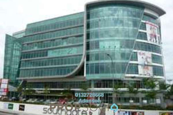 Office For Sale in Southgate, Sungai Besi Freehold Semi Furnished 0R/0B 878k