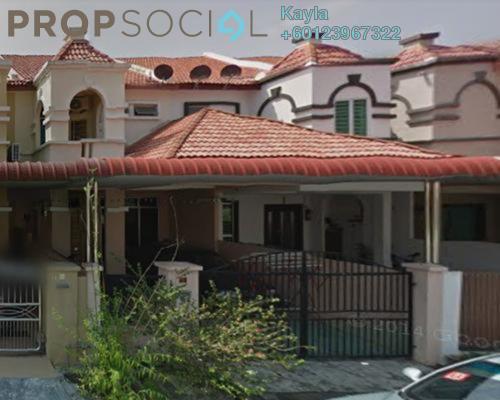 Terrace For Sale in Taman Camar Jaya, Nibong Tebal Freehold Semi Furnished 3R/1B 380k