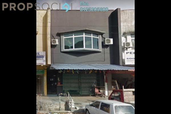 Shop For Sale in Taman Puteri Wangsa, Ulu Tiram Freehold Semi Furnished 0R/0B 390k
