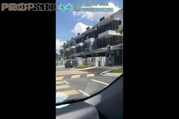 Terrace For Sale in Emerald Garden, Bandar Putera Indah Freehold Unfurnished 5R/5B 890k