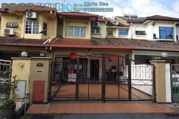 Terrace For Sale in USJ 14, UEP Subang Jaya Freehold Semi Furnished 3R/3B 750k