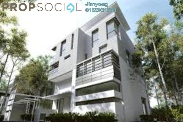 Terrace For Sale in The Breezeway, Desa ParkCity Freehold Unfurnished 3R/4B 3.39m