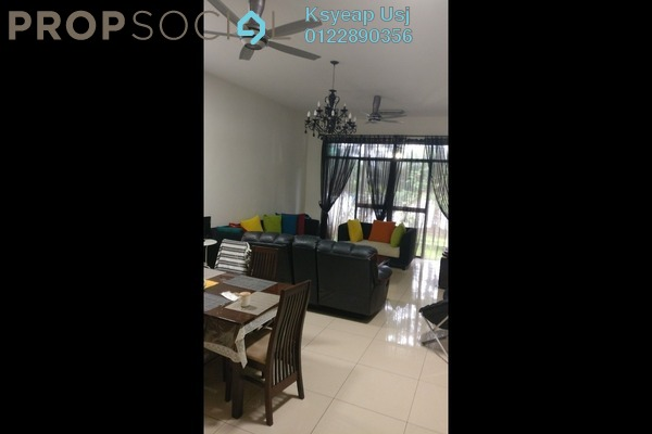 For Sale Terrace at SummerGlades, Cyberjaya Freehold Semi Furnished 4R/4B 1.05m