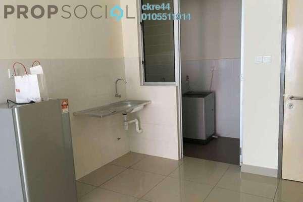 Condominium For Rent in Danau Kota, Setapak Freehold Semi Furnished 2R/2B 1.5k