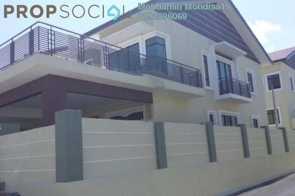 Terrace For Rent in Nada Alam, Nilai Freehold Unfurnished 4R/4B 1.2k