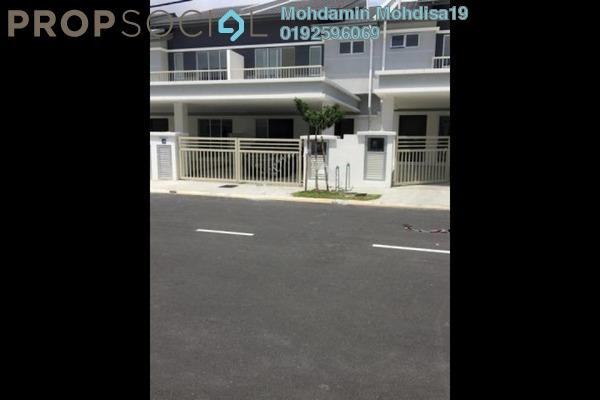 Terrace For Rent in Davina, Nilai Impian Freehold Unfurnished 4R/3B 1.5k