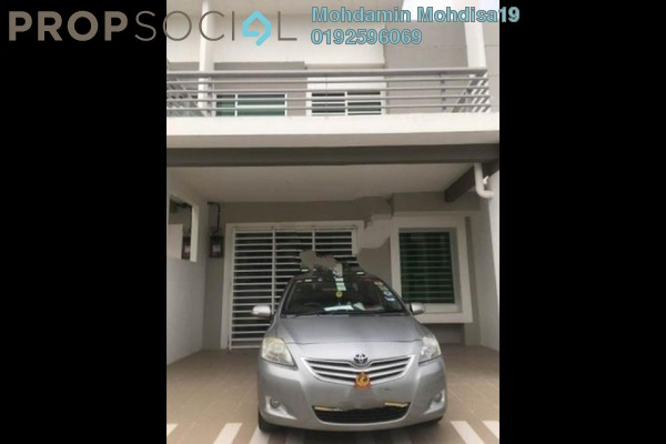 Terrace For Rent in Nusari Bayu, Bandar Sri Sendayan Freehold Semi Furnished 4R/3B 900translationmissing:en.pricing.unit