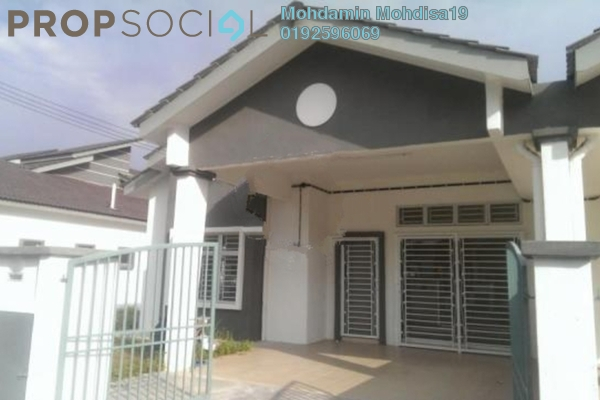 Semi-Detached For Rent in Taman Desa Dengkil, Dengkil Freehold Unfurnished 4R/3B 1.15k