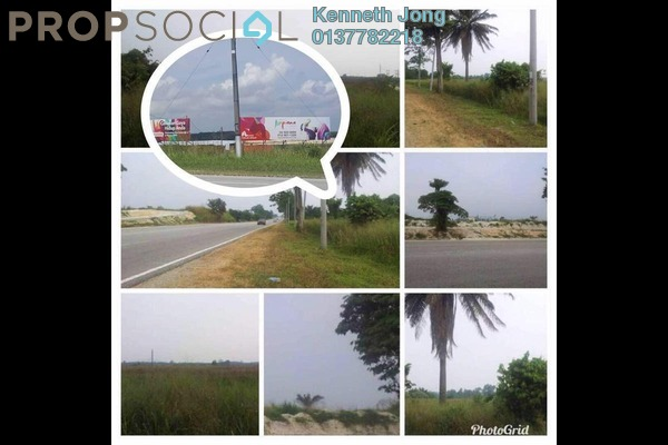 Land For Sale in Jalan Besar, Bidor Freehold Unfurnished 0R/0B 6.74m
