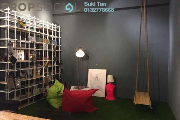 Office For Sale in Southgate, Sungai Besi Freehold Semi Furnished 0R/0B 368k