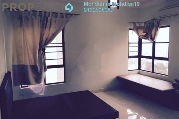 Apartment For Rent in Villamas Apartment, Bandar Puchong Jaya Freehold Fully Furnished 3R/2B 1.4k