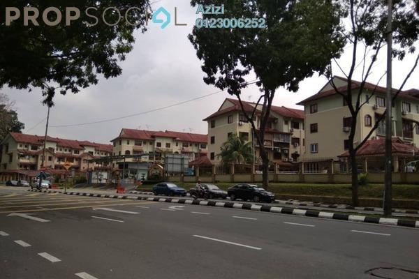 Townhouse For Sale in Villa Laman Tasik, Bandar Sri Permaisuri Leasehold Semi Furnished 4R/3B 500k
