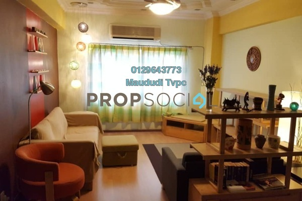 Apartment For Rent in Menara Seputih, Seputeh Freehold Fully Furnished 2R/1B 2k