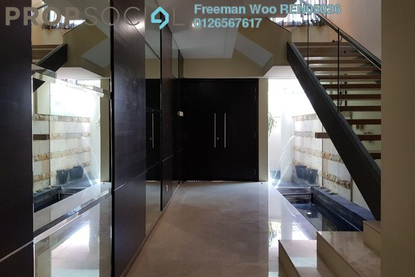 Bungalow For Sale in The Residence, Mont Kiara Freehold Semi Furnished 5R/6B 12m