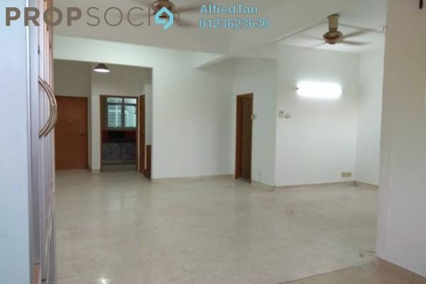 Apartment For Rent in Putri Apartment, Setiawangsa Freehold Semi Furnished 3R/3B 2.1k