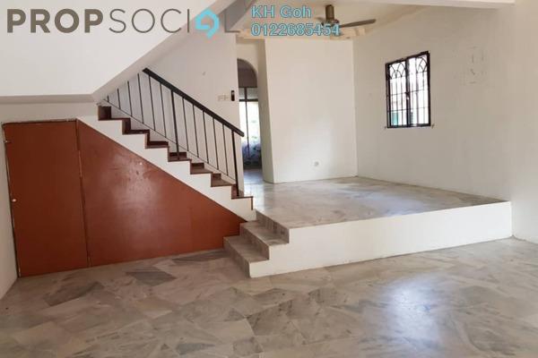 Terrace For Sale in SL11, Bandar Sungai Long Freehold Semi Furnished 4R/3B 480k