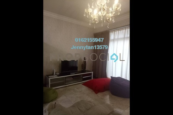 Condominium For Rent in Corinthian, KLCC Freehold Fully Furnished 3R/2B 3k