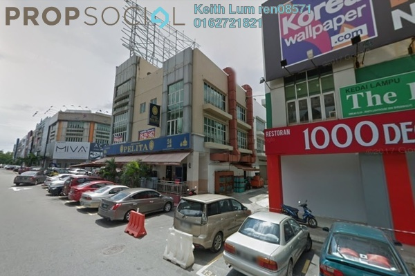 Office For Rent in IOI Business Park, Bandar Puchong Jaya Freehold Fully Furnished 0R/0B 3.5k